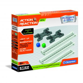Action And Reaction Refill 1
