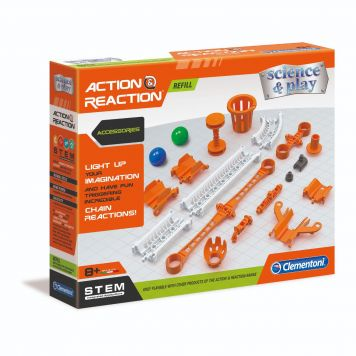 Action And Reaction Refill 2