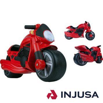 Loopfiguur Motor Injusa Rood