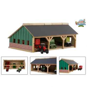 Loods Kids Globe Voor 3 Siku Tractoren