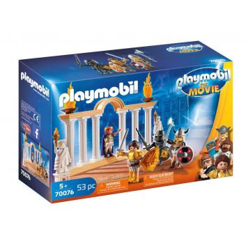 Playmobil 70076 The Movie Keizer Maximus In Het Colosseum