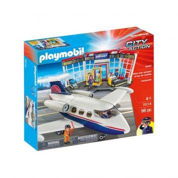Playmobil 70114 Vliegveld 96 Verdiepingen