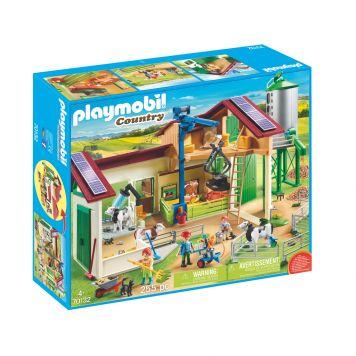Playmobil 70132 Boerderij Met Silo En Dieren