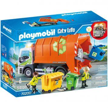 Playmobil 70200 Vuilniswagen