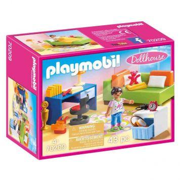 Playmobil 70209 Kamer Met Bedbank