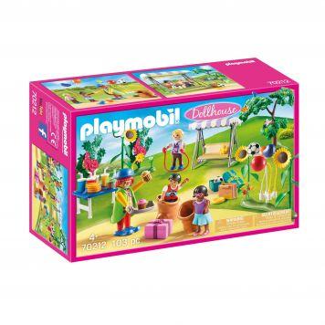 Playmobil 70212 Kinderfeestje Met Clown