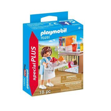 Playmobil 70251 Slush-verkoper