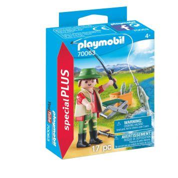 Playmobil 70063 Visser Met Hengel