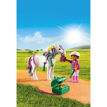 Playmobil 6969 Pony Om Te Versieren Hart