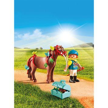 Playmobil 6971 Pony Om Te Versieren Vlinder