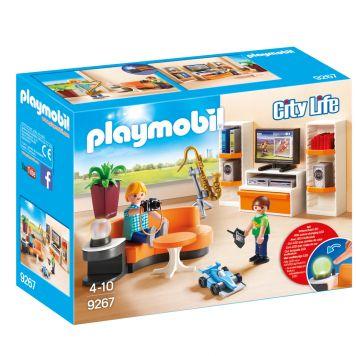 Playmobil 9267 Woonkamer