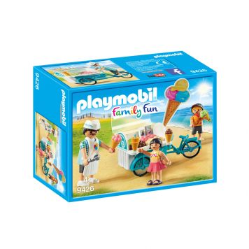 Playmobil 9426 IJsjesverkoper