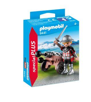Playmobil 9441 Ridder Met Kanon