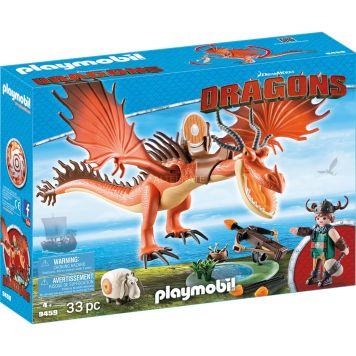 Playmobil 9459 Snotvlek & Haaktand