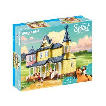 Playmobil 9475 Lucky's Huis