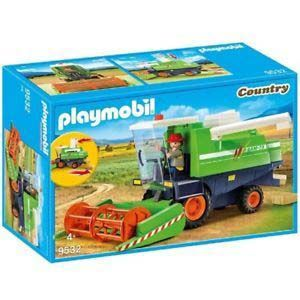 Playmobil 9532 Combine
