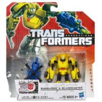 Actiefiguur Transformers Bumblebee & Stinger Battle
