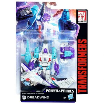 Transformers Generations Primes Deluxe  Assorti