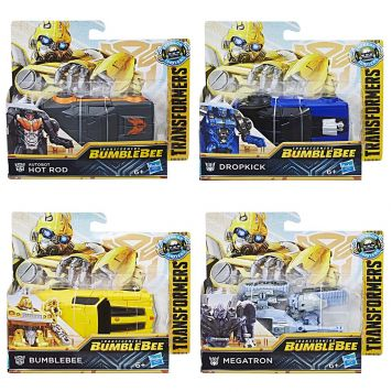 Transformers Bumblebee Movie Energon Igniters Power Series Assorti