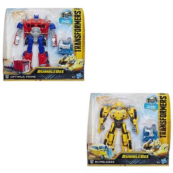 Transformers Bumblebee Movie Energon Igniters Nitro Series Assorti