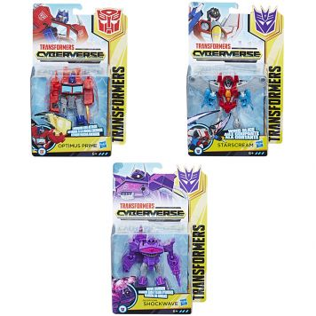 Transformers Cyberverse Commander 15 Cm Assorti
