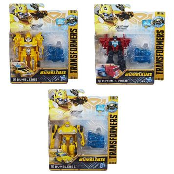 Transformers Bumblebee Movie Energon Igniters Power Plus Serie Assorti