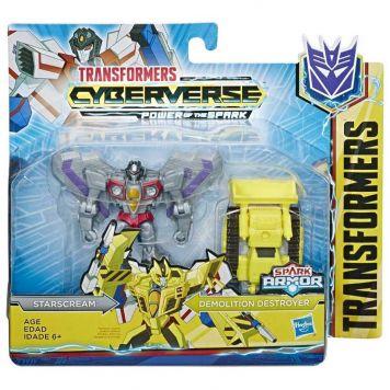 Transformers Cyberverse Spark Armor Fig. 14cm Ass