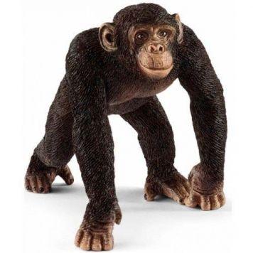 Schleich 14817 Mannelijke Chimpansee