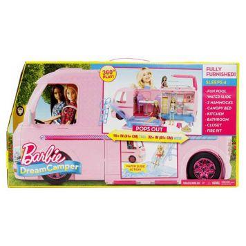 Speelset Barbie Camper