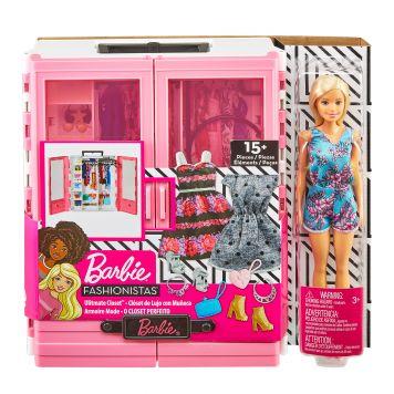 Barbie Fashionistas Ultieme Kledingkast En Pop