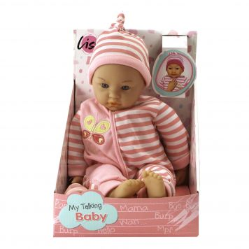 Pop 38 Cm Pratende Baby