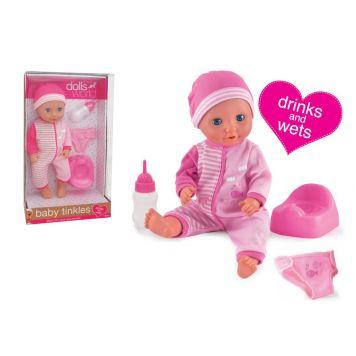 Pop Dolls World Baby Tinkles