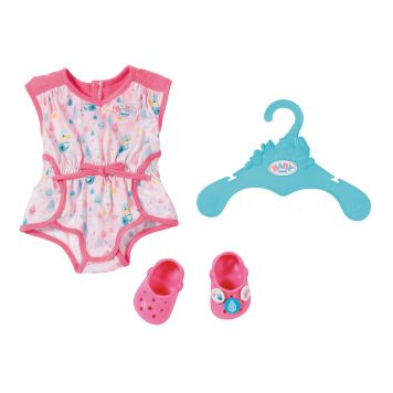 Baby Born Pyjamas With Shoes Assorti