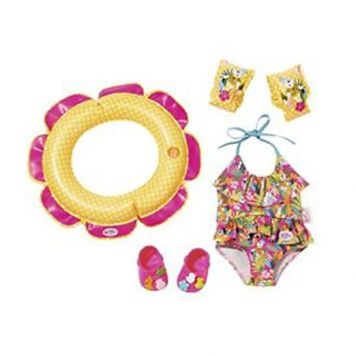 Baby Born De Luxe Swim Fun Set