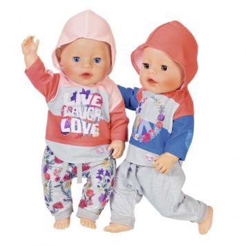 Baby Born Trend Casual Wear Assorti