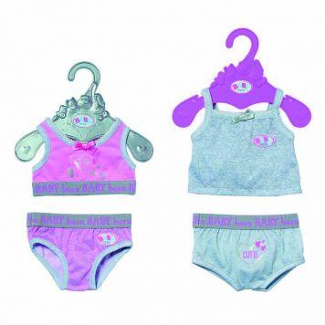 Baby Born Underwear Collection Assorti