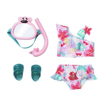 Baby Born Holiday Bikiniset 43 Cm
