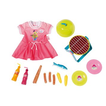 Baby Born Play & Fun Barbecue Set