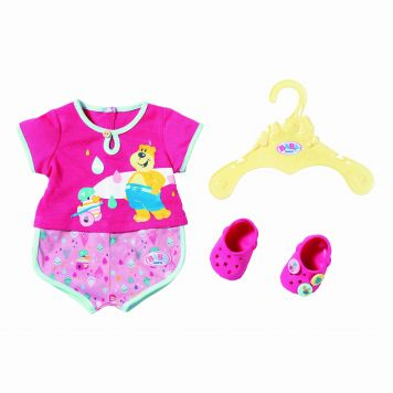 Baby Born Bad Pyjama Met Schoenen