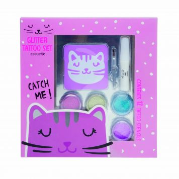 Casuelle Tattoo Set Catche Me
