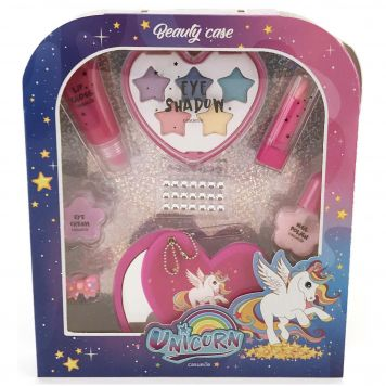 Casuelle Make-Up Set Unicorn Tas
