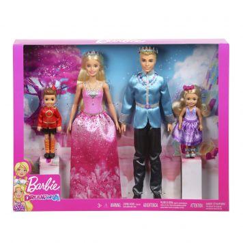 Barbie Dreamtopia Family Royale