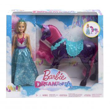 Barbie Dreamtopia Pop En Unicorn