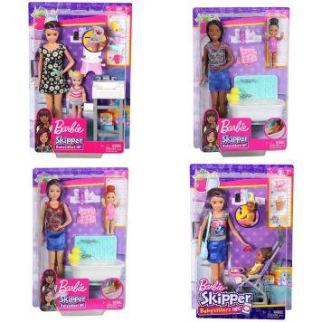 Barbie Skipper Babysitters Speelset Assorti