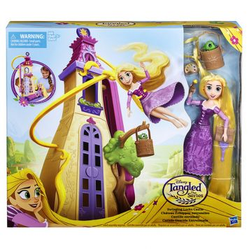 Disney Princess Tangled Zwaaiende Lokken Kasteel