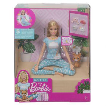 Barbie Wellness Mediteren