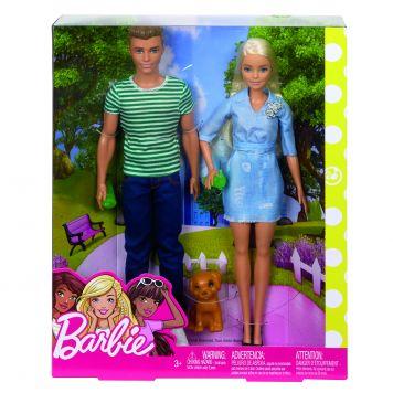 Barbie En Ken Kadoset