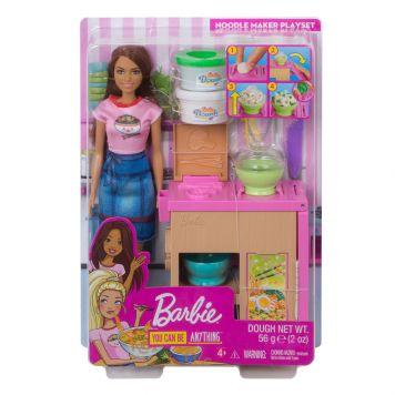 Barbie Noodlebar Speelset