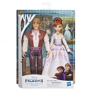 Frozen 2 Romance Set
