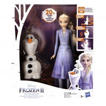 Frozen 2 Interactieve Elsa En Olav